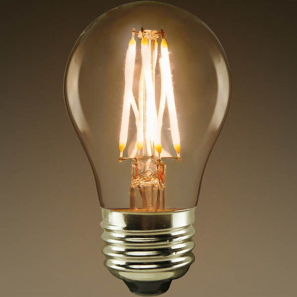 LED - A15 - 3 Watt - 25 Watt incandescent Equal Image