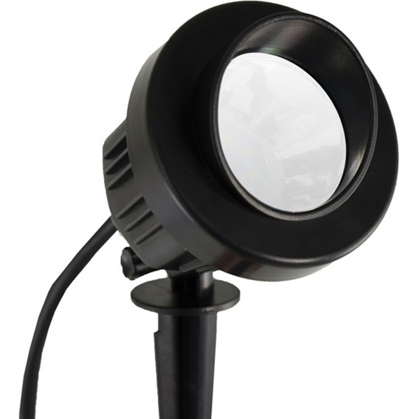 LED Bullet Head Light with Ground Stake - 6.1 Watt  Image