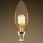 LED Chandelier Bulb - 3Watt - 300 Lumens Image