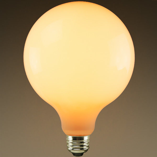 LED G40 Globe - Color Matched For Incandescent Replacement Image