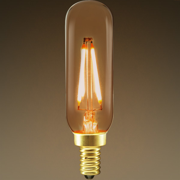 LED T8 Tubular Bulb - Color Matched For Incandescent Replacement Image