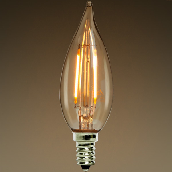 Led Chandelier Bulb 3 5w 325 Lumens