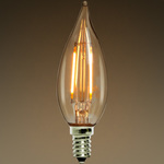 LED Chandelier Bulb - Filament Type - 3.5 Watt Image