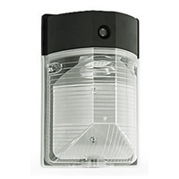 1685 Lumens - LED Wall Pack with Sensor - 17 Watt - 4000 Kelvin - 120 Volt - PLT 83216-PC