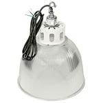 16 in. Aluminum Reflector with Cord and Socket  Image