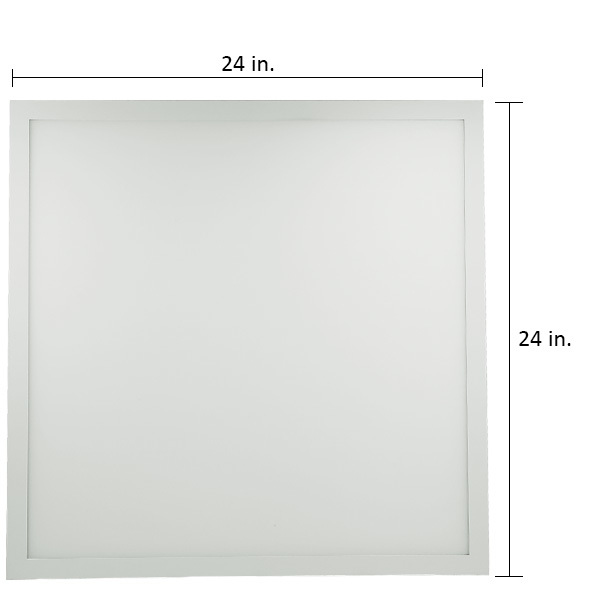2x2 Ceiling LED Panel Light - 4000 Lumens - 40 Watt Image