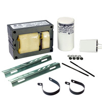 Sola ESSCAWDD250 - 250 Watt - High Pressure Sodium Ballast - ANSI S50 - 5 Tap - Includes Dry Film Capacitor, Ignitor, and Bracket Kit