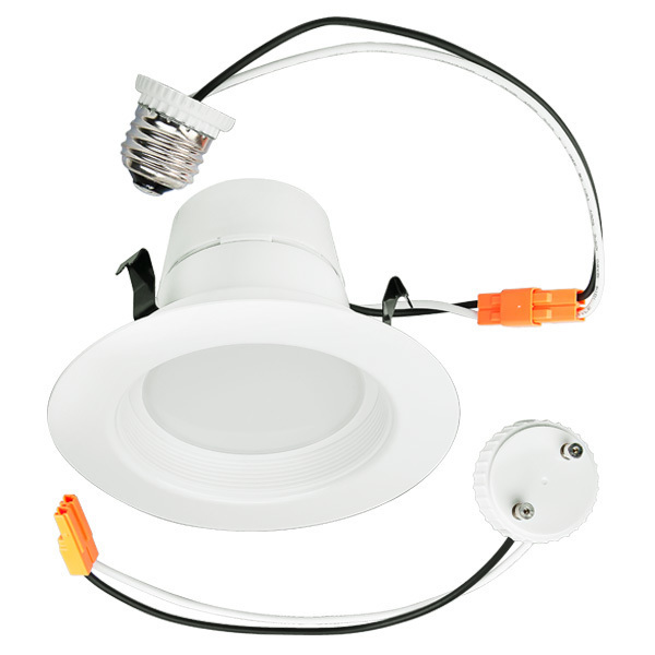 4 in. Retrofit LED Downlight - 10W Image
