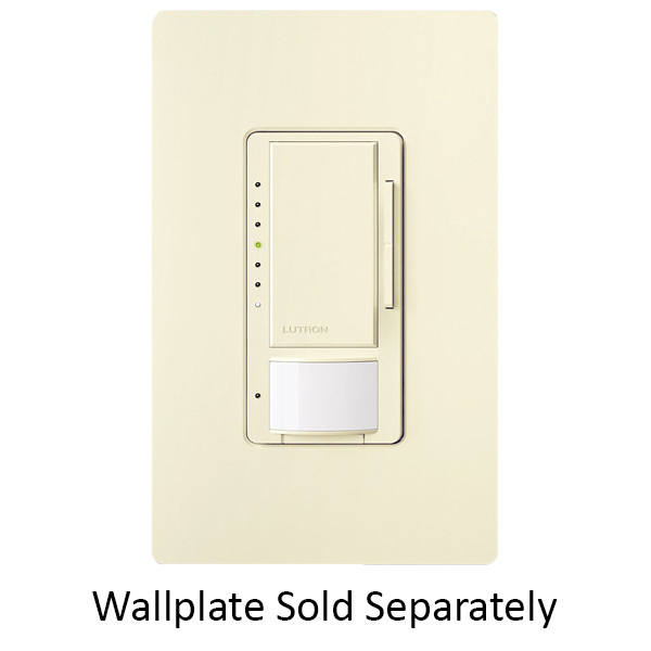 Lutron Maestro MS-OP153M-LA - Light Almond - Passive Infrared (PIR)  Image