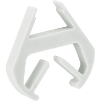 Plastic Mounting Insert - Designed for POR Channels - Klus 24014