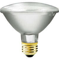 60 Watt - PAR30 - 75 Watt Equivalent - Short Neck Flood - Halogen - 1500 Life Hours - 1070 Lumens - 120 Volt