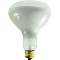 65 Watt - BR40 - Incandescent Reflector - Frosted - Flood - Medium Base - 420 Lumens - 5000 Life Hours - 125 Volt