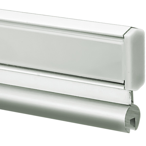 3.28 ft. Anodized Aluminum POLI Channel Image