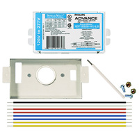 Advance SmartMate ICF-2S26-H1-LDK - Contractor Kit (2) Lamp - 26 Watt CFL - 120/277 Volt - Programmed Start - 1.0 Ballast Factor
