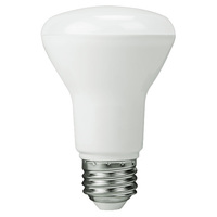 LED BR20 - 6.5 Watt - 550 Lumens - 50W Equal - Warm White 2700 Kelvin -  Dimmable  - 120V