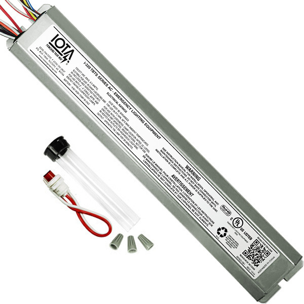 Lithonia Lighting PS600QD Emergency Backup Battery – Lithonia T8 Lighting Wiring Diagram 110 277