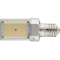 4171 Lumens - 30 Watt - LED Wall Pack Retrofit Lamp - 100W MH Equal - 4000 Kelvin - Mogul Base - Horizontal Mount - Operates by Bypassing Existing Ballast - 120-277V - 5 Year Warranty