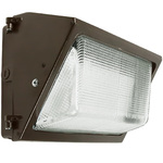 Integrated LED Wall Pack with Photocell - 37 Watt - 3000 Lumens Image