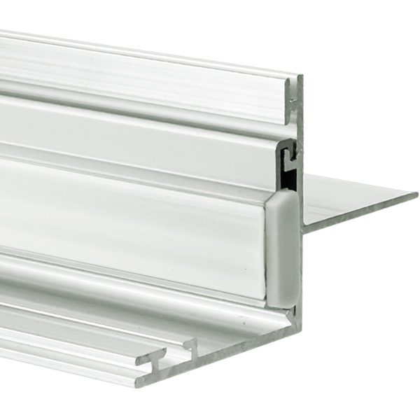 3.28 ft. Non-Anodized Aluminum NISA-NI Channel Image