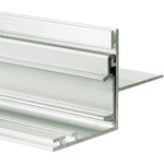 6.56 ft. Non-Anodized Aluminum NISA-NI Channel Image