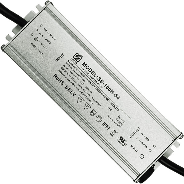 LED Driver - 100 Watt - 1850mA Output Current Image