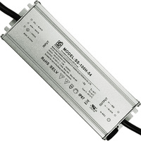 LED Driver - Operates up to 100 Watt - 42-54V Output - 1850mA Output Current - 100-277V Input - Works With Constant Current Products Only