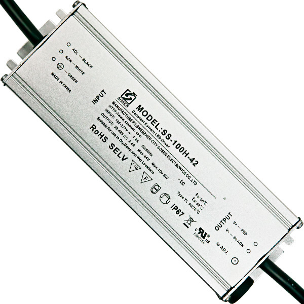 LED Driver - 100 Watt - 2400mA Output Current Image