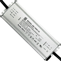 LED Driver - Operates up to 100 Watts - 24-33V Output - 3050mA Output Current - 100-277V Input - For Constant Current Products Only