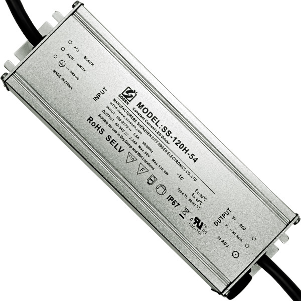 LED Driver - 120 Watt - 2200mA Output Current Image