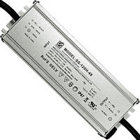 LED Driver - Operates up to 120 Watt - 36-48V Output - 2500mA Output Current - 100-277V Input - Works With Constant Current Products Only