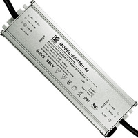 LED Driver - Operates up to 150 Watt - 36-48V Output - 3150mA Output Current - 100-277V Input - Works With Constant Current Products Only