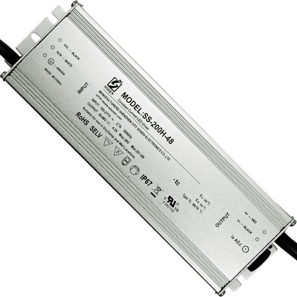 LED Driver - 200 Watt - 4200mA Output Current Image