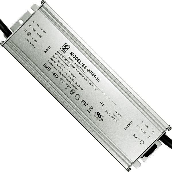 LED Driver - 200 Watt - 5600mA Output Current Image