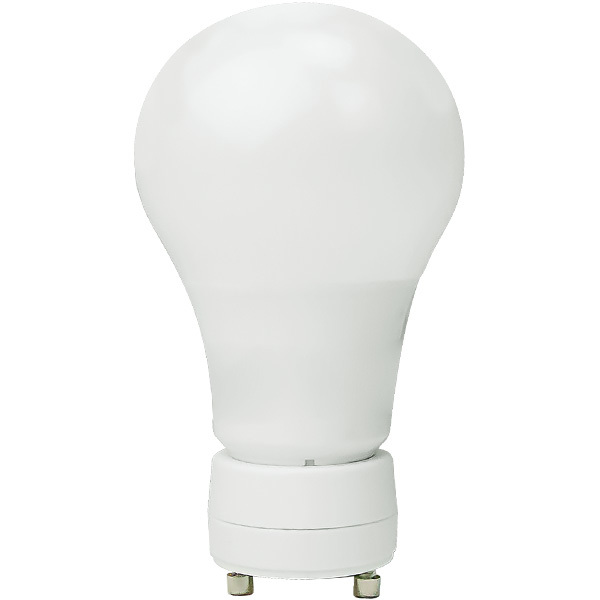 LED A19 - GU24 Base - 60W Incandescent Equal Image  sc 1 st  1000Bulbs.com & LED A19 - GU24 Base - 8.5W - Euri Lighting EA19-2050eG