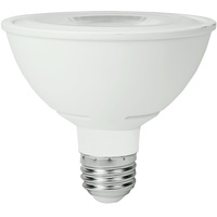 800 Lumens - 5000 Kelvin - LED - PAR30 Short Neck - 11 Watt - 75W Equal - 40 Deg. Flood - CRI 91