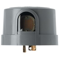 Precision P2275 - Photo Control - LED Compatible - Delayed Response Thermal Series - Locking-Type Mount - 120 Volt