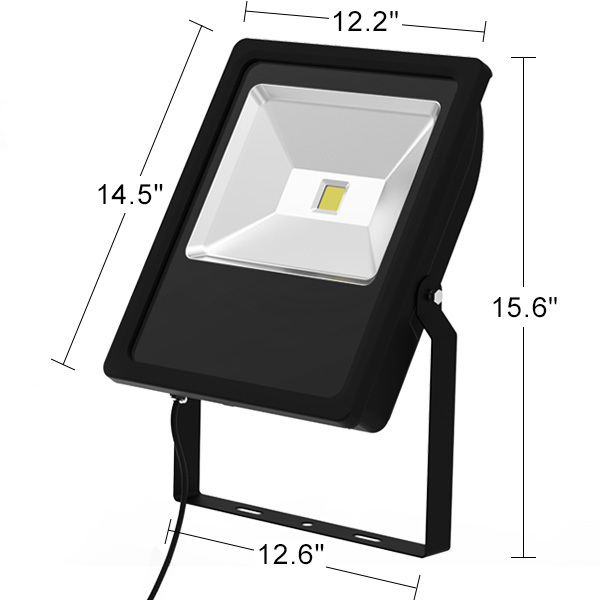 LED Flood Light Fixture - 6700 Lumens Image