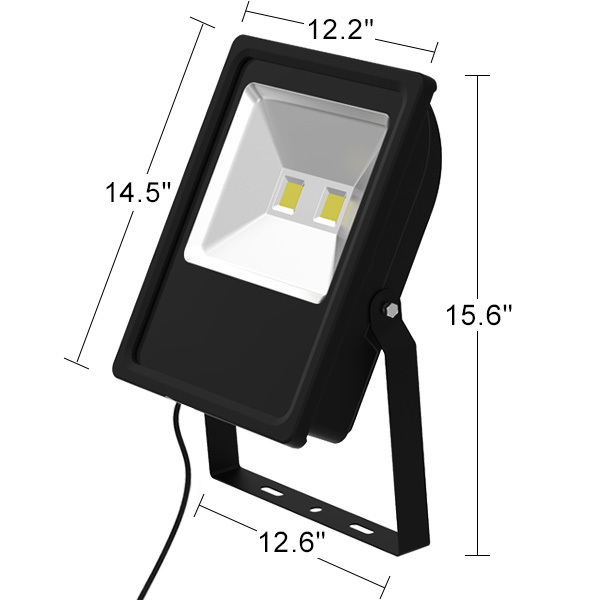 LED Flood Light Fixture - 9500 Lumens Image