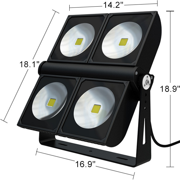 LED Flood Light Fixture - 32,200 Lumens Image