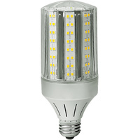 2243 Lumens - 18 Watt - LED Corn Bulb - 70W Metal Halide Equal - 5700 Kelvin - Medium Base - 120-277V - 5 Year Warranty
