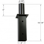 14.25 in. Tenon Adapter Image