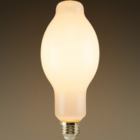 LED BT23 Bulb - Color Matched For Incandescent Replacement - White Coated - 8 Watt - 60W Equal - 650 Lumens - PLT KBT231XLVOP30K