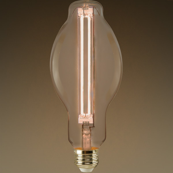 LED BT23 Bulb - Color Matched For Incandescent Replacement Image
