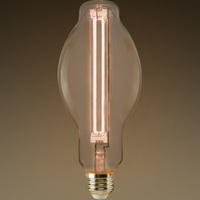 LED BT23 Bulb - Color Matched For Incandescent Replacement - Clear - 8 Watt - 60W Equal - 750 Lumens - PLT KBT231XLVCL30K