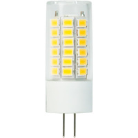 20W Halogen Equal - Bi-Pin Bulb - 300 Degree Beam Angle - 12-30 Volt DC Only - 30,000 Life Hours - PLT 10805