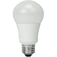 LED - A19 - 9 Watt - 60W Incandescent Equal - 825 Lumens - 3000 Kelvin Halogen White