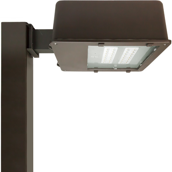 6074 Lumens - Integrated LED Area Light Image