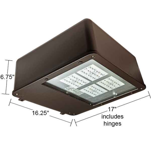 LED Area Light Fixture - 7973 Lumens Image
