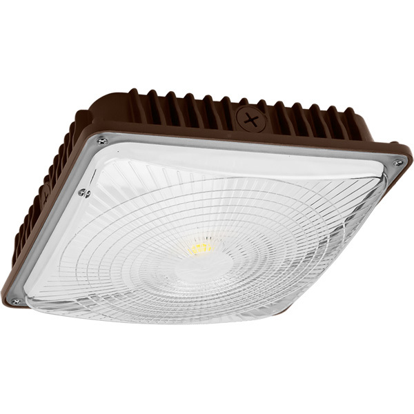 LED - Canopy Light - 45 Watt - 100 Watt MH Equal Image