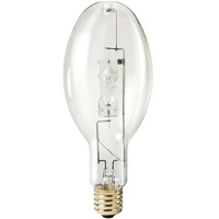 Philips 23283-5 - 400 Watt - ED37 - Pulse Start - Metal Halide - Unprotected Arc Tube - 4300K - ANSI M155/M128/M135/E - Universal Burn - MS400/U/PS